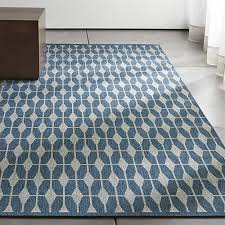 4x6 Outdoor Rug 4 6 Outdoor Rug Crate And Barrel Outdoor Rugs Koen Grid Sky