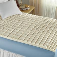 Foam Bed Topper Isotonic Memory Foam Structure Mattress Topper
