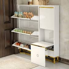 narrow storage cabinet for kitchen black narrow shoe storage cabinet with bench 14 pair 5 9 d
