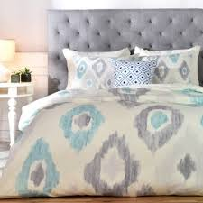 Ikat Duvet Covers Natalie Baca Painterly Ikat In Indigo Duvet Cover Free Shipping