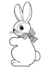 free rabbit coloring pages with printable rabbit coloring pages