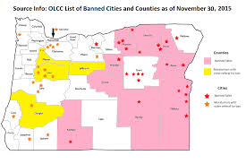 Oregon Map Of Counties by Local Roundup For Oregon Cannabis November 30 2015 Portland Norml