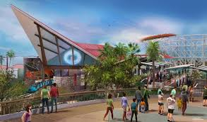 disney california adventure park to open pixar pier in 2018 sfgate