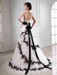 black and white wedding dress black and white wedding dresses csmevents