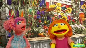 sesame street halloween background critic u0027s notebook debuting autistic muppet u0027sesame street u0027 shows