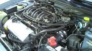 nissan 2000 engine 2001 nissan maxima engine clip with injen cai youtube