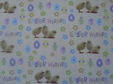 easter wrapping paper easter wrapping paper ebay