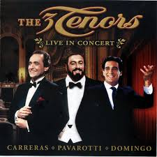 searching for the three tenors carreras domingo pavarotti in