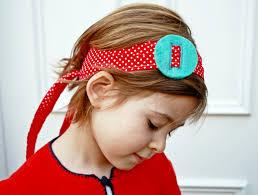 1950s headband 1950s style fabric headbands