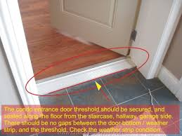 Weather Stripping For Exterior Doors How Do You Get Weatherstripping Answer Getting A