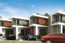 Modern Row Houses - row house design homepeek