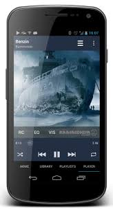android flac player subsonic