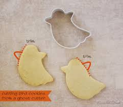 quick and easy fall birds cookie tutorial klickitat street