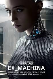 New Machina by Ex Machina 2015 Uk Poster Movie Poster Land Pinterest