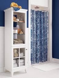 Blue Damask Shower Curtain Shower Curtain Blues Hgtv