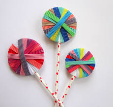 hair band hair band lollipops free printable