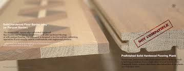 prefinished solid hardwood flooring plank vs solid hardwood floor