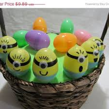 Easter Egg Decorating Minions by Shop Easter Basket Decorations On Wanelo