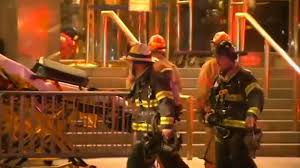 one injured in trump tower fire the washington post