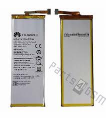 huawei honor 6 battery hb4242b4ebw 3000 mah parts4gsm