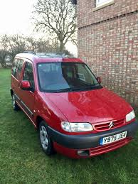 2001 citroen berlingo multispace diesel cheap car van in