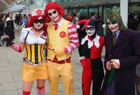 Ronald Mcdonald Halloween Costume 30 Epic Cosplay Costume Crossovers Costume Wall