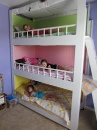 Triple Bunk Beds For Sale Foter - Ikea uk bunk beds