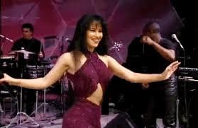 selena quintanilla purple jumpsuit selena s last concert on the hunt