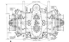 delorean engine diagram british racing motors h flat engine