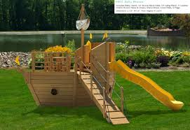 home design the best playsets for small yards metal yards u201a very