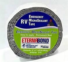 Rv Awning Tape Eternabond Rvemt Emergency Micro Sealant Tape
