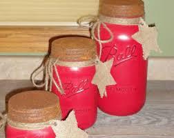primitive kitchen canister sets 3 jar canister set kitchen distressed half