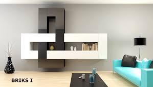 Wohnzimmerschrank Aus Paletten Stilvolle Wohnwand Ideen Design