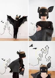 Bat Costume Halloween 45 Decoração Halloween Images Halloween Crafts