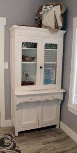 antique farmhouse china cabinet best home furniture design