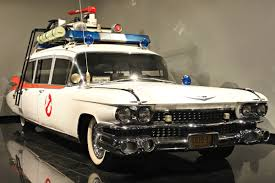 30 years after its big screen appearance ghostbusters car is