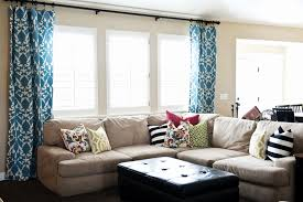 exciting modern window treatment ideas for living room