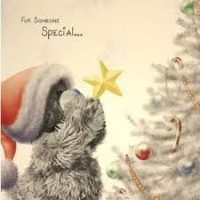 me to you bears someone special christmas card