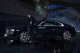 roll roll royce 2017 rolls royce wraith black badge first drive