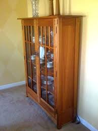 mission style china cabinet mission china cabinet full image for furniture mission style china