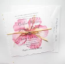 tropical themed wedding invitations florida wedding invitations mospens studio
