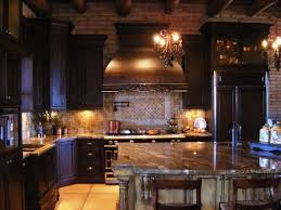 Black Rustic Kitchen Cabinets Dark Rustic Kitchen Rustic And Mediterranean Enchanting