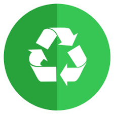 empty trash on android trash empty icon flat circles icon pack softicons