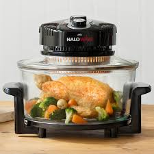 halowave halogen oven bumper offer self cleaning energy efficient