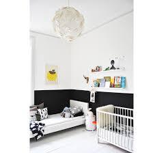 chambre bébé noir et blanc peinture chambre bebe mixte 11 une chambre de b233b233 design en