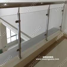 frosted glass balcony railings design buy glass railing balcony