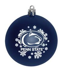 penn state shatter proof ornament souvenirs decor