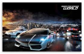 need for speed world hd desktop wallpaper high definition