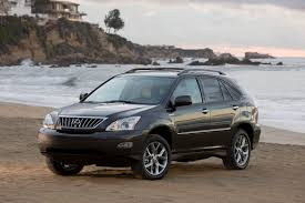 lexus crossover 2007 mad 4 wheels 2007 lexus rx350 pebble beach edition best