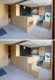 30sqm living big in a 30 sqm apartment u2013 a creative design approach